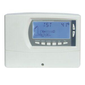 Controlador de calentador solar