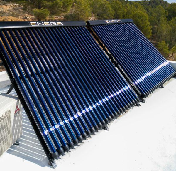 melhores sistemas de aquecimento solar