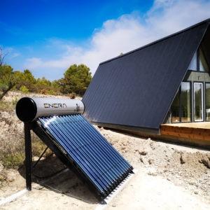 Mejor termosifón solar en España. Los mejores sistemas de calentamiento solar de agua en España, Europa, Francia, Países Bajos, Madrid, Costa Blanca, Sevilla, Península.