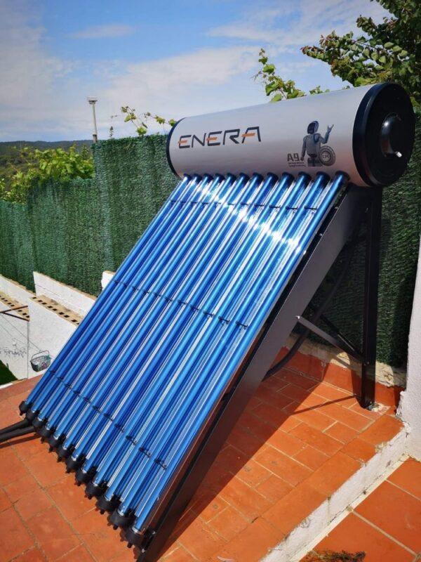 Solare Warmwasserbereitung in Europa