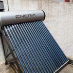 Solarwarmwasserbereitungssysteme Europa