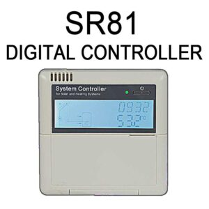 Digital controller SR81