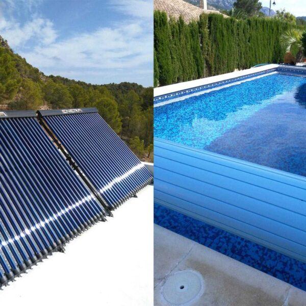 Mejor termosifon solar in Espana. Melhores sistemas de aquecimento solar de água na Espanha, Europa, França, Holanda, Madri, Costa Blanca, Sevilha, Península.