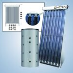 solar split water system